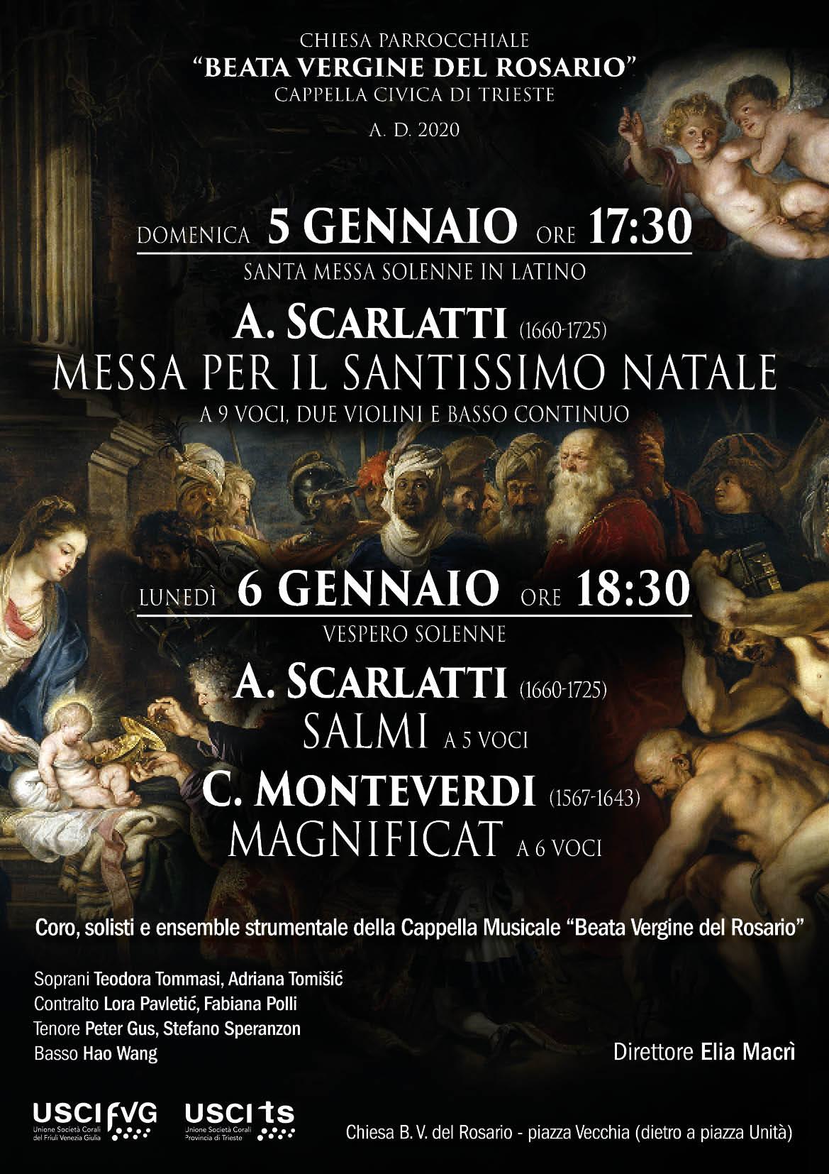 Messa per il Santissimo Natale_Scarlatti
